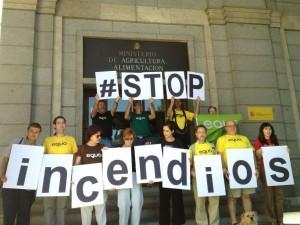 EQUO-Canarias reclama a CC y PSOE que no bloqueen la Comisión sobre los incendios
