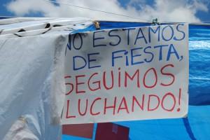 EQUO apoya las movilizaciones convocadas con motivo del aniversario del 15 de mayo