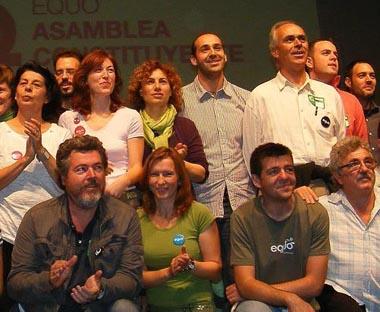 Canarias presente en la Asamblea Constituyente de EQUO