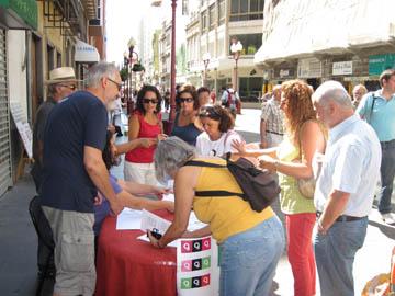 EQUO-Gran Canaria comienza la recogida de avales para las Elecciones