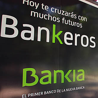 COMPROMIS-EQUO solicita la creación de una Comisión de Investigación parlamentaria sobre Bankia