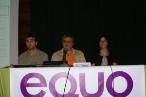 EQUO presenta sus candidatos y la campaña electoral en La Palma