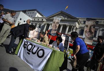 EQUO comienza la recogida de avales para poder concurrir a las Elecciones Generales