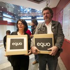 Equo ha recogido más de 80.000 avales y estará presente en 43 provincias españolas