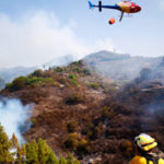 EQUO lamenta los incendios que sufre Gran Canaria y reclama mayores inversiones en prevención y extinción
