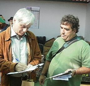 EQUO insta a José Miguel Pérez a introducir menús ecológicos en los comedores escolares