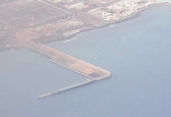 Bruselas no contempla financiar la ampliación del puerto de Arinaga