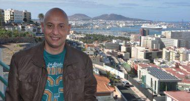 Jesús Rosales, coportavoz de Equo Canarias