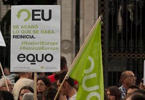 """EQUO reclama """"reiniciar la democracia para salir de la crisis"""" y la apertura de un proceso constituyente"""