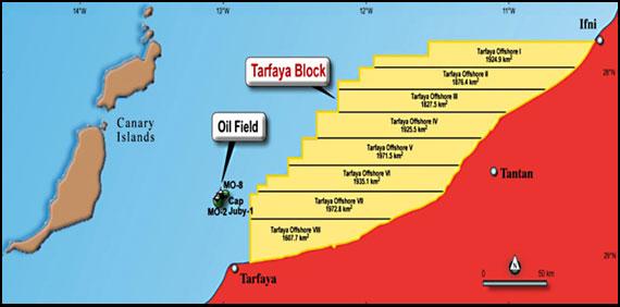 EQUO alerta del inicio inminente de prospecciones petrolíferas a 50 km de Canarias