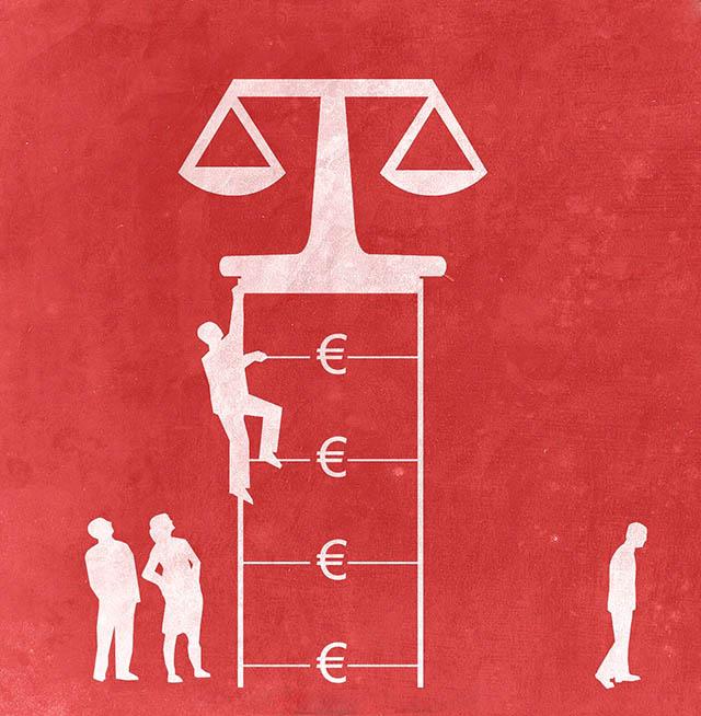 EQUO reclama la retirada de la ley que aumenta las tasas judiciales
